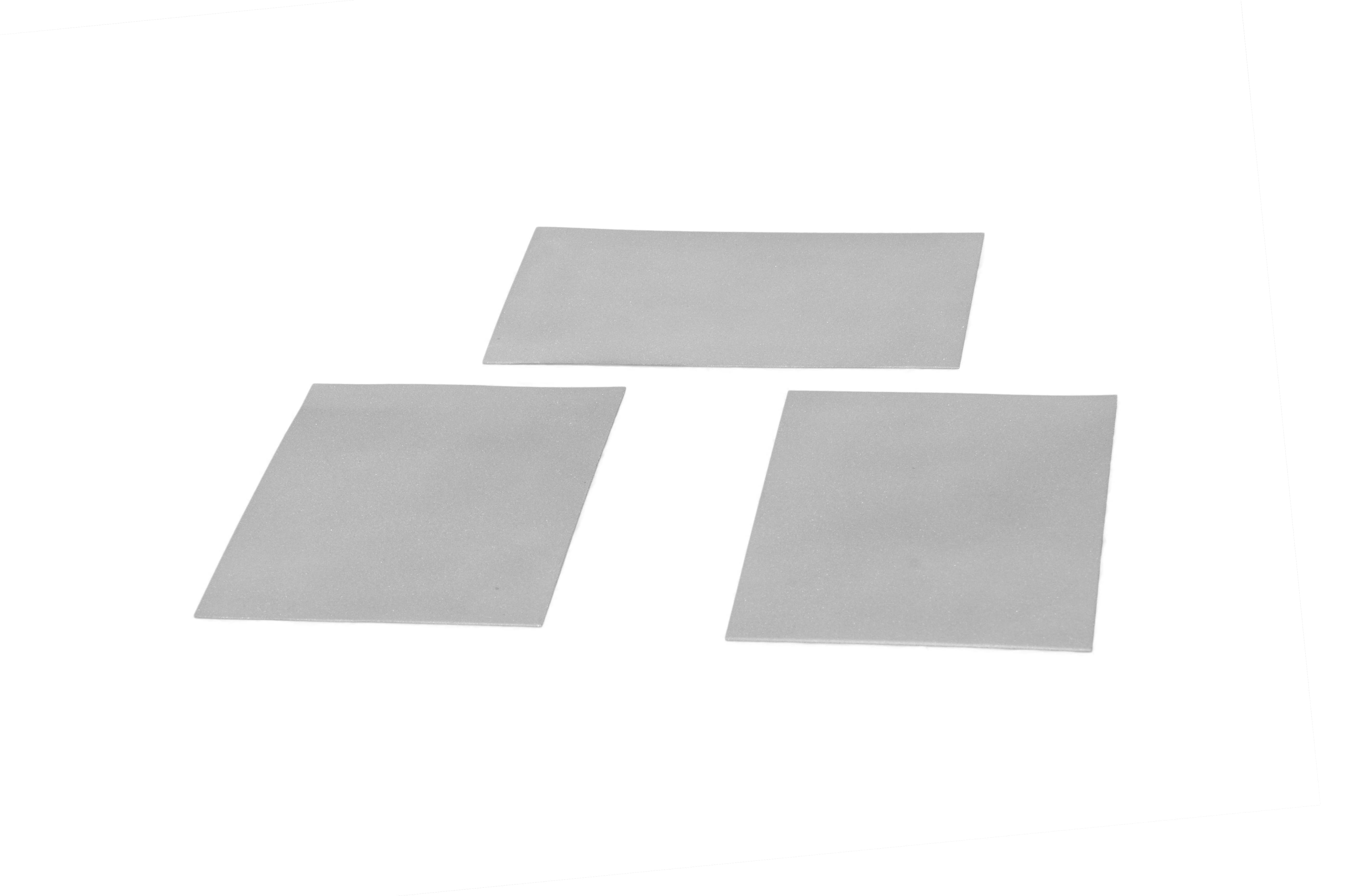 Aluminum Panels for Test Coating
